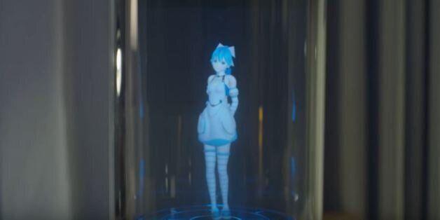 Ψηφιακή «βοηθός» ή «σκλάβα» σε γυάλινο βάζο; Ποια και τι είναι η Azuma