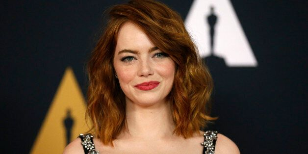 Actress Emma Stone arrives at the 8th Annual Governors Awards in Los Angeles, California, U.S., November 12, 2016.  REUTERS/Mario Anzuoni