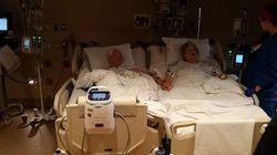 Πέθανε «από ραγισμένη καρδιά» λίγες ώρες αφότου είχε πεθάνει η επί 64 χρόνια σύζυγός
