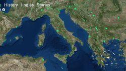 Radio Garden: Ένας χάρτης με τους ραδιοφωνικούς σταθμούς που μπορείτε να ακούσετε από όλο τον