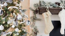 Οι 9 ομορφότερες τάσεις στη χριστουγεννιάτικη διακόσμηση που αξίζει να δοκιμάσετε