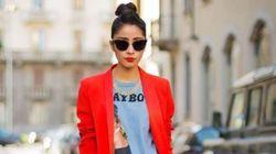 Ζήτω η άνεση: 6 τρόποι να φορέσετε το t-shirt σας σε ένα