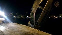 Τραγωδία στη Λέσβο: Πνίγηκαν δύο ανήλικοι μέσα σε ΙΧ που έπεσε στο