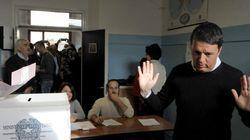 Στο 57% διαμορφώνεται η προσέλευση στις κάλπες για το ιταλικό δημοψήφισμα. Διάγγελμα Ρέντσι τα