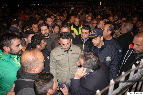Συνεχίζει τις κινητοποιήσεις η ΠΝΟ. Μάχες στο λιμάνι του Ηρακλείου. Με επιστράτευση των λιμενεργατών...