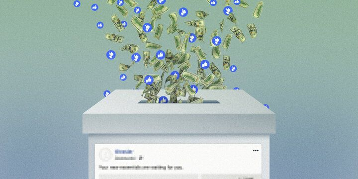Politicians are free to lie in paid ads on Facebook, according to the platform's policy.