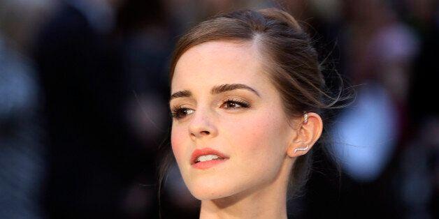 Cast member Emma Watson arrives for the UK Premiere of