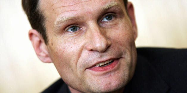 FILES - Picture taken 09 May 2006 in Frankfurt/Main shows self-confessed German cannibal Armin Meiwes...
