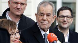 Ανατροπή στην Αυστρία: Μεγάλος νικητής ο Βαν Ντερ Μπέλεν έναντι του ακροδεξιού Νόρμπερτ