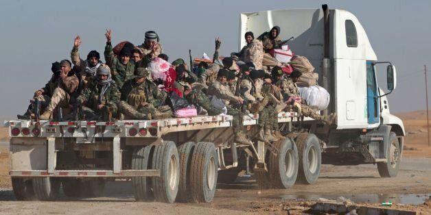 (Photo credit should read AHMAD AL-RUBAYE/AFP/Getty