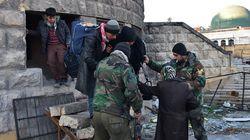 Οι δυνάμεις του Άσαντ έχουν καταλάβει το 75% του Χαλεπίου. Συλλαμβάνουν αμάχους στα σπίτια