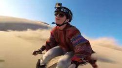 Χριστούγεννα, εποχή για σκι...στην