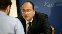 Λαζαρίδης: «Πολιτική αλλαγή για μείωση φόρων, μείωση δαπανών και αποτελεσματικότερο