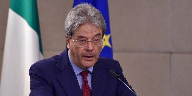 Ο Πάολο Τζεντιλόνι εντολοδόχος πρωθυπουργός της