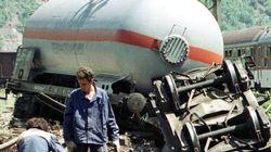 Βουλγαρία: Νεκροί και τραυματίες από τον εκτροχιασμό και την έκρηξη σε τραίνο που μετέφερε προπάνιο-