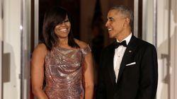 Ο Barack Obama εξηγεί γιατί η Michelle δεν θα είναι ποτέ υποψήφια για Πρόεδρος της