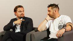 Ο Tom Hardy έχασε ένα στοίχημα με τον Leonardo DiCaprio και τώρα πρέπει να κάνει ένα απαίσιο