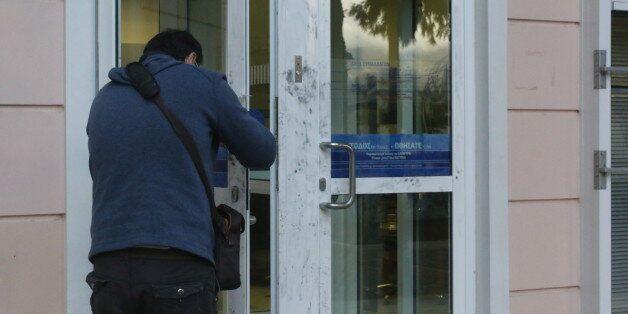 Ποινικούς και όχι τρομοκράτες «βλέπει» η αστυνομία στην κινηματογραφική ληστεία στους Αγίους