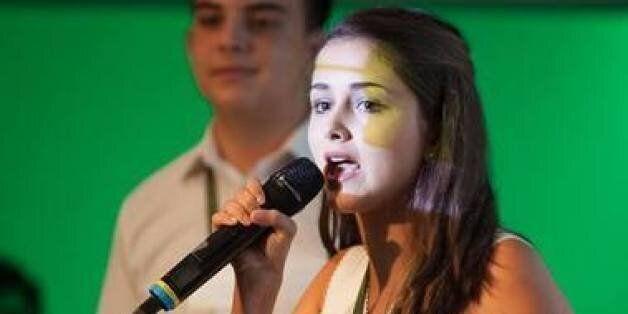Η μαθήτρια-επιχειρηματίας Μαρία Κοκάλα από την Πιερία στις Ηγετικές Προσωπικότητες της