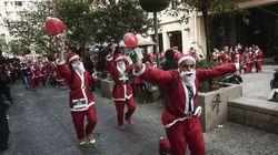 Κυκλοφοριακές ρυθμίσεις στην Αθήνα λόγω του «Santa