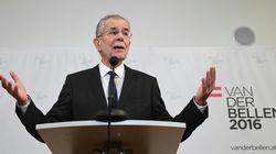 Ανακούφιση επικρατεί μετά τη νίκη του Βαν ντερ Μπέλεν στις αυστριακές προεδρικές