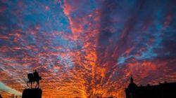 Πώς αυτό το ηλιοβασίλεμα στην Κροατία έγινε μέσα σε ένα απόγευμα το δημοφιλέστερο στο