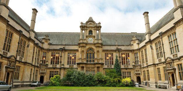 House of Examination Schools. Merton Street, Oxford,