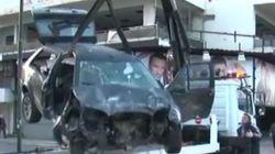 Απίστευτο τροχαίο με 6 τραυματίες στη Συγγρού. Εμπλέκονται 5 ΙΧ και ένας
