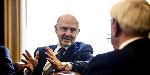 Μοσκοβισί: Ήρθε η στιγμή να μιλήσουμε για το θέμα του χρέους. Το ΔΝΤ να έχει κατά νου τις ευαισθησίες...