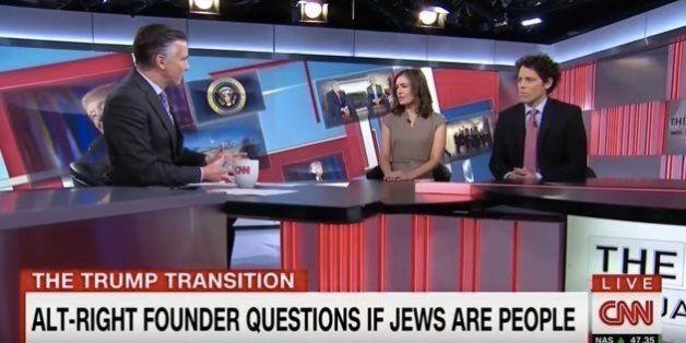 Σάλος με τον απαράδεκτο υπότιτλο σε εκπομπή του CNN. Φαινόταν σαν να υιοθετεί τα αντισημιτικά
