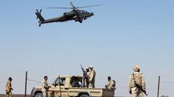 Πολύνεκρη επίθεση εναντίον αιγυπτιακών δυνάμεων στο