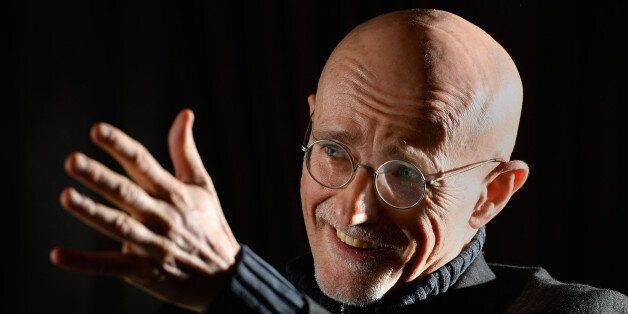 GLASGOW, SCOTLAND - NOVEMBER 18: Italian surgeon Sergio Canavero gives a press conference on November...
