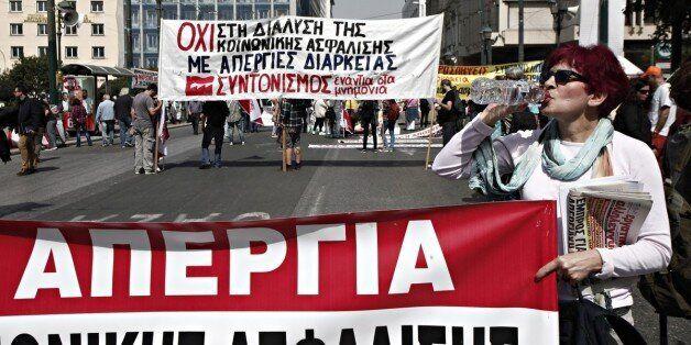 ΑΔΕΔΥ: 24ωρη απεργία για τα εργασιακά και συγκέντρωση στην Κλαυθμώνος την