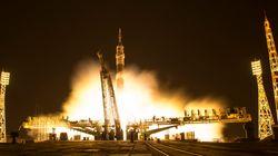 Ρωσία: Δεν κατάφερε να φτάσει στον Διεθνή Διαστημικό Σταθμό. Κάηκε στην ατμόσφαιρα το Progress