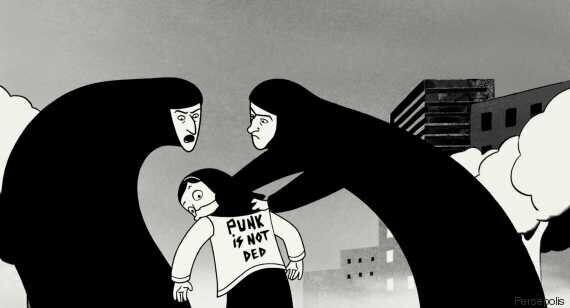 Η Μαρζάν Σατραπί του «Περσέπολις» έρχεται στη Στέγη για ένα απόγευμα κουτσομπολιού με το