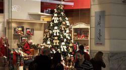 Χριστούγεννα 2016: Το εορταστικό ωράριο των καταστημάτων στην