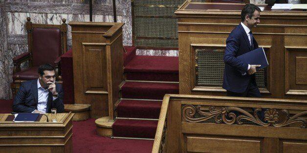 Public Issue: 42% θεωρούν καταλληλότερο για πρωθυπουργό τον Μητσοτάκη- στο 22% ο