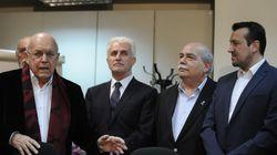 Ορκίστηκε το νέο ΕΣΡ. «Θέλουμε οι όποιες ρυθμίσεις να αντέξουν στο μέλλον», δήλωσε ο πρόεδρος Θανάσης