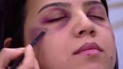Στην τηλεόραση του Μαρόκο μαθαίνουν τις γυναίκες πώς να κρύβουν με μέικαπ τα σημάδια ενδοοικογενειακής