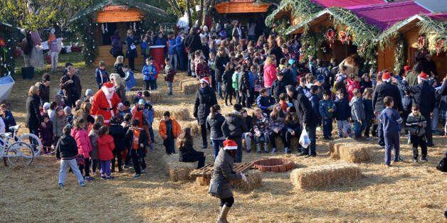 Κατερίνη: Το πιο ξεχωριστό Χριστουγεννιάτικο Χωριό επιστρέφει για 3η
