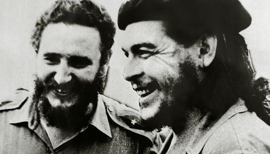 Φιντέλ Κάστρο και Ερνέστο Τσε Γκεβάρα: Μία δυνατή φιλία σε