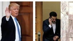 Τηλεφωνική επικοινωνία Τσίπρα -