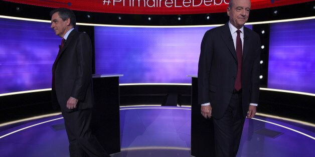 The two finalists for the right-wing Les Republicains (LR) party primaries ahead of the 2017 presidential...