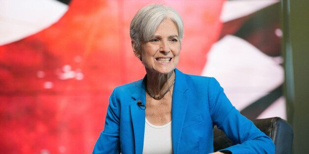 LOS ANGELES, CA - OCTOBER 21: Jill Stein attends the Young Turks Town-Hall WIth Green Party Presidential...