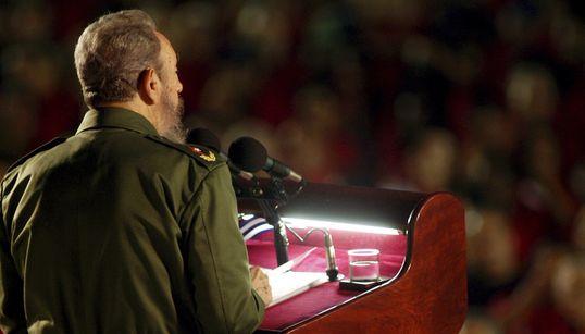 Ο Φιντέλ Κάστρο σε εικόνες: 49 χρόνια στην