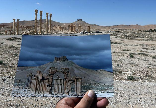 Από τη Συρία ως το Ιράκ, τα μνημεία πολιτιστικής κληρονομιάς που έχουν καταστρέψει οι