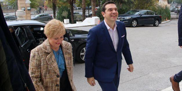 Τσίπρας: Θα έρχομαι στο πρωθυπουργικό γραφείο στη Θεσσαλονίκη τουλάχιστον μια φορά ανά 15