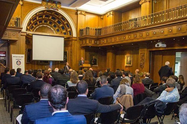 Συνέδριο για την Ελλάδα στο Λονδίνο από το Ελληνοβρετανικό