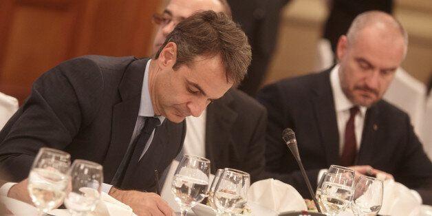 Μητσοτάκης: Η Συνθήκη της Λωζάνης ακρογωνιαίος λίθος των ελληνοτουρκικών