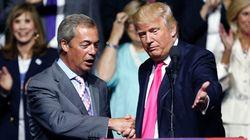 Τραμπ: Ο Νάιτζελ Φάρατζ θα έκανε καλή δουλειά ως Βρετανός πρέσβης στις
